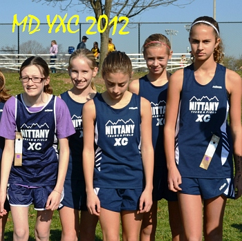 Photos from Maryland Youth Cross Country Championship - 2012