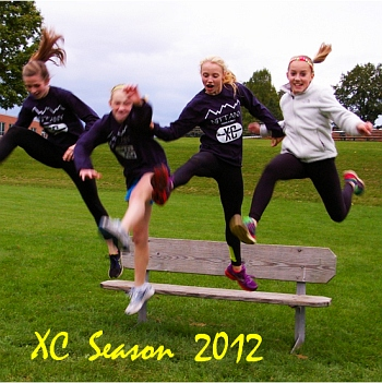 Pictures from NTF cross country season 2012