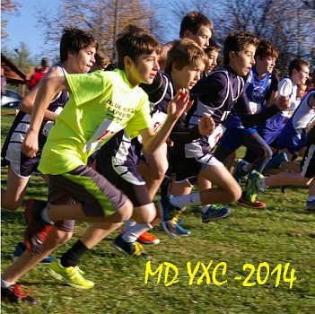 Pictures from Maryland YXC Championship - 2014