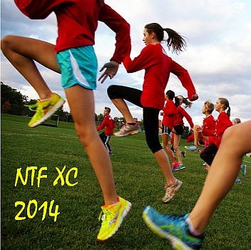 Pictures from NTF XC 2014 season