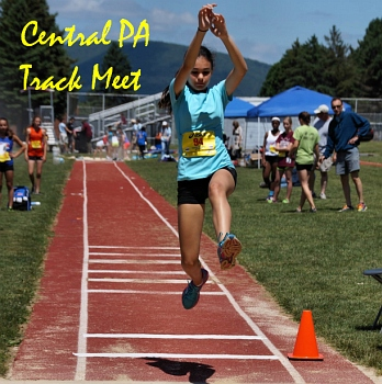Pictures from Central PA Youth Track Meet 2015