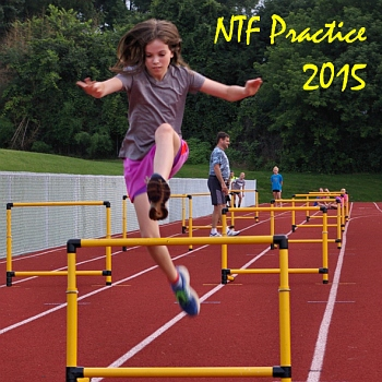 Pictures from NTF Practice - Summer 2015